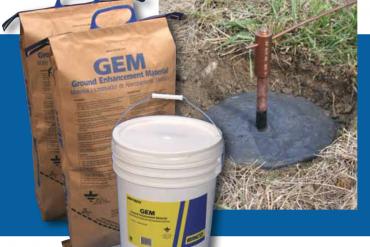 Tìm hiểu và công dụng của hóa chất giảm điện trở đất GEM