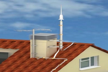 Hướng dẫn cách làm cột chống sét cho nhà ở an toàn, hiệu quả