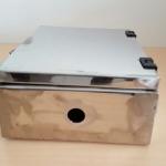 Test box Inox 304
