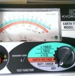 Máy đo điện trở Kyoritsu