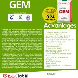 Ground Enhancement material BFC